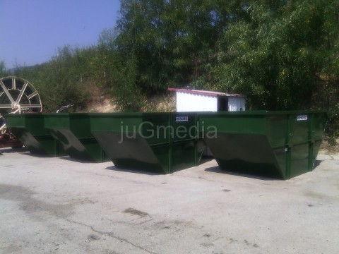 Novi kontejneri u Vranju