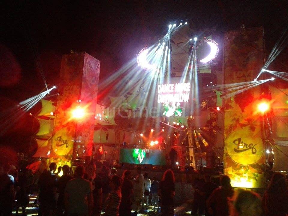 Više od 20.000 posetilaca prve večeri Festivala ljubavi
