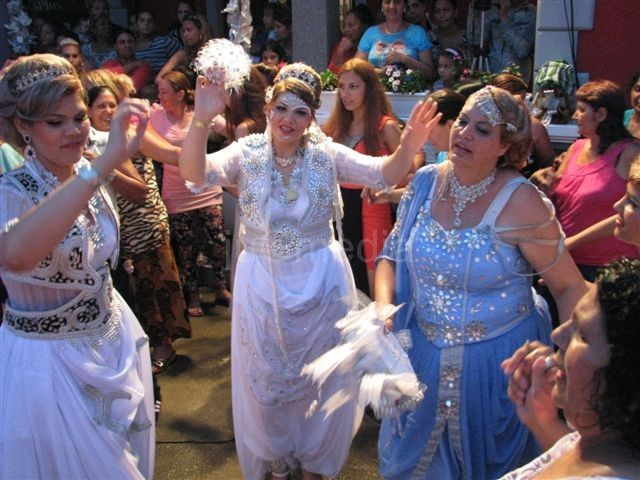 Počela petodnevna raskošna romska svadba