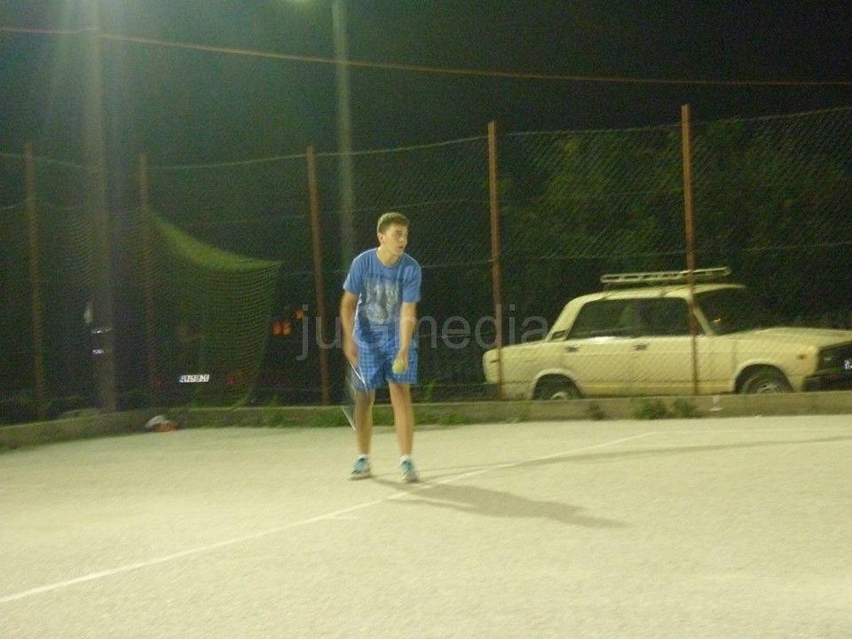 Teniski turnir u Bosilegradu