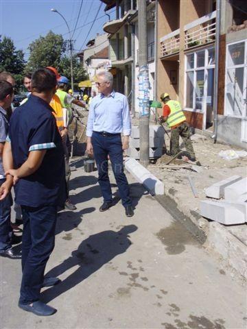 Todorović: Važan kontinuitet komunalnih radova