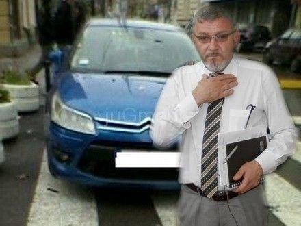 Direktor izazvao saobraćajku pa pobegao