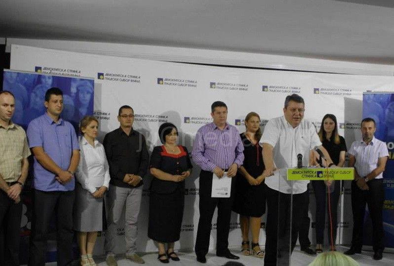 25 godina borbe za demokratiju u Vranju
