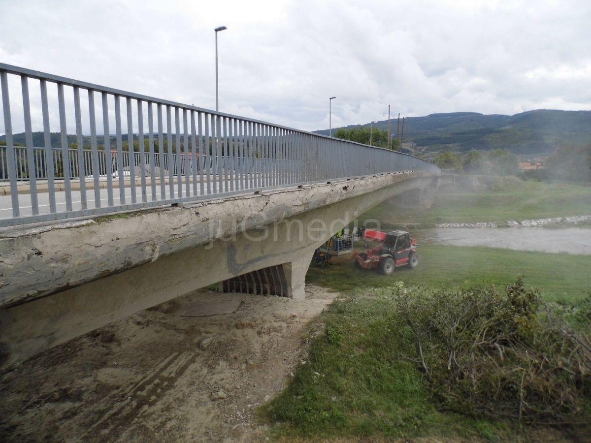 "Počela rekonstrukcija mosta ""Gazela"""