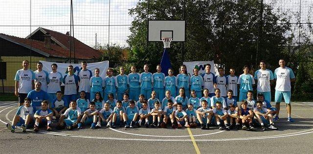 Actavis Akademija treća u Kadetskoj Ligi Srbije