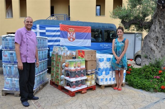 Humanitarna pomoć stigla posle tri meseca