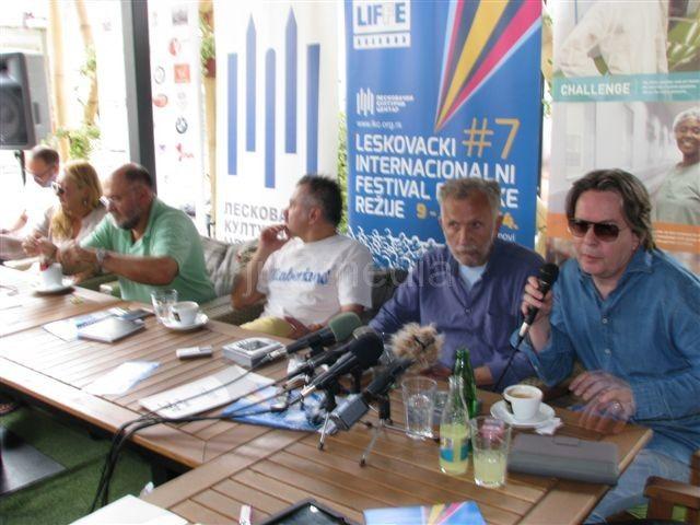 Održana konferencija jugoslovenskih reditelja u Leskovcu