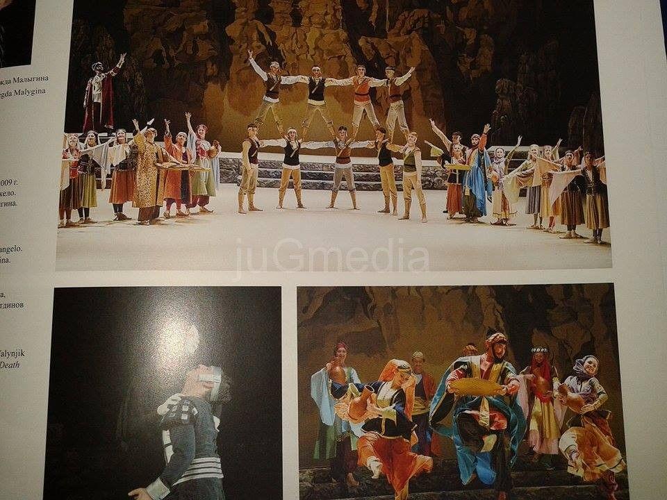 Državni akademski balet iz Rusije gostuje u Nišu