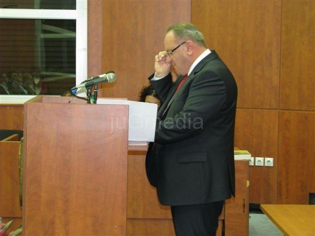 Tužilaštvo odbacilo krivičnu prijavu protiv leskovačkog gradonačelnika