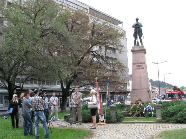 U Leskovcu obeležena godišnjica proboja Solunskog fronta