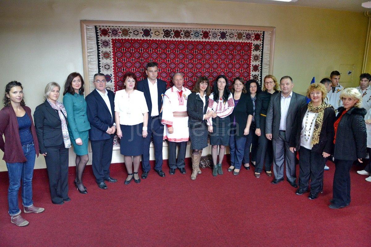 Učenici i profesori iz Rusije, Rumunije i Makedonije gosti Gimnazije