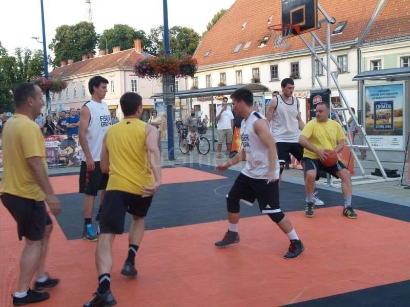 Sportska subota u centru Niša