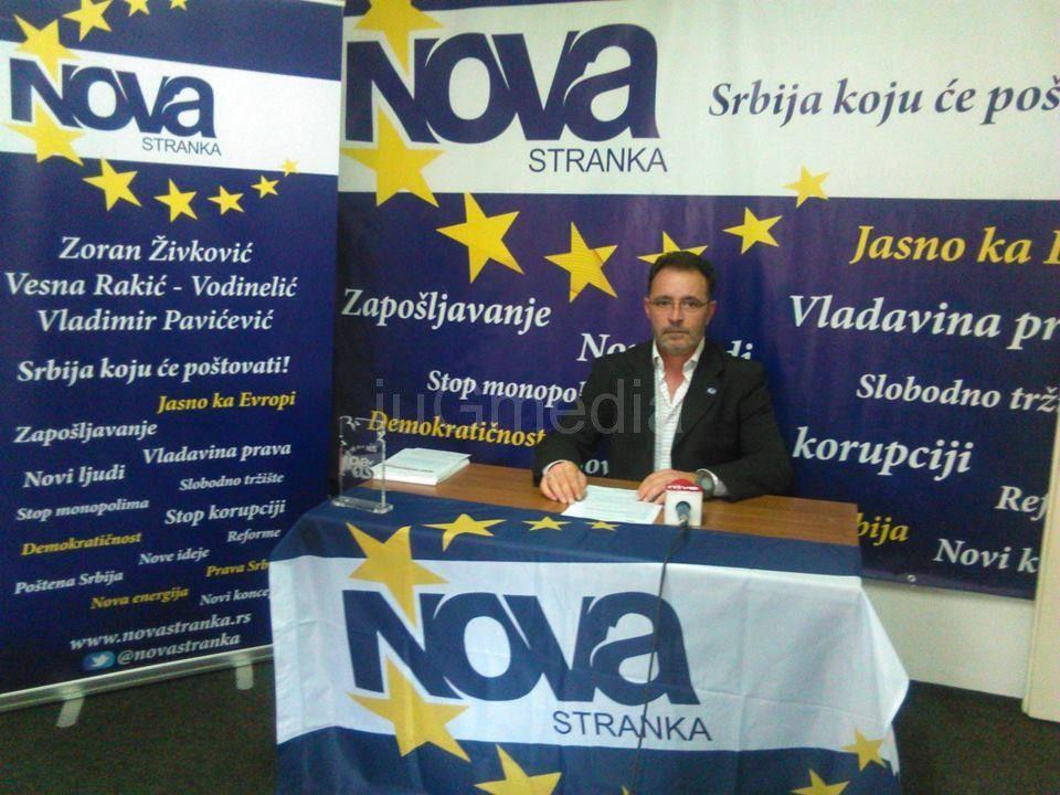 Nova stranka traži Perišićevu ostavku