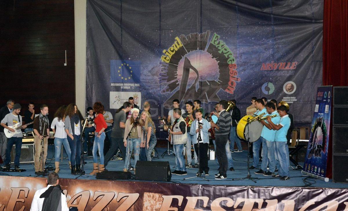 "Koncert ""Jazz – Multikulturalni izraz"" u Bujanovcu"