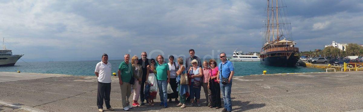 Društvo prijatelja Hilandara posetilo svetinje u Grčkoj
