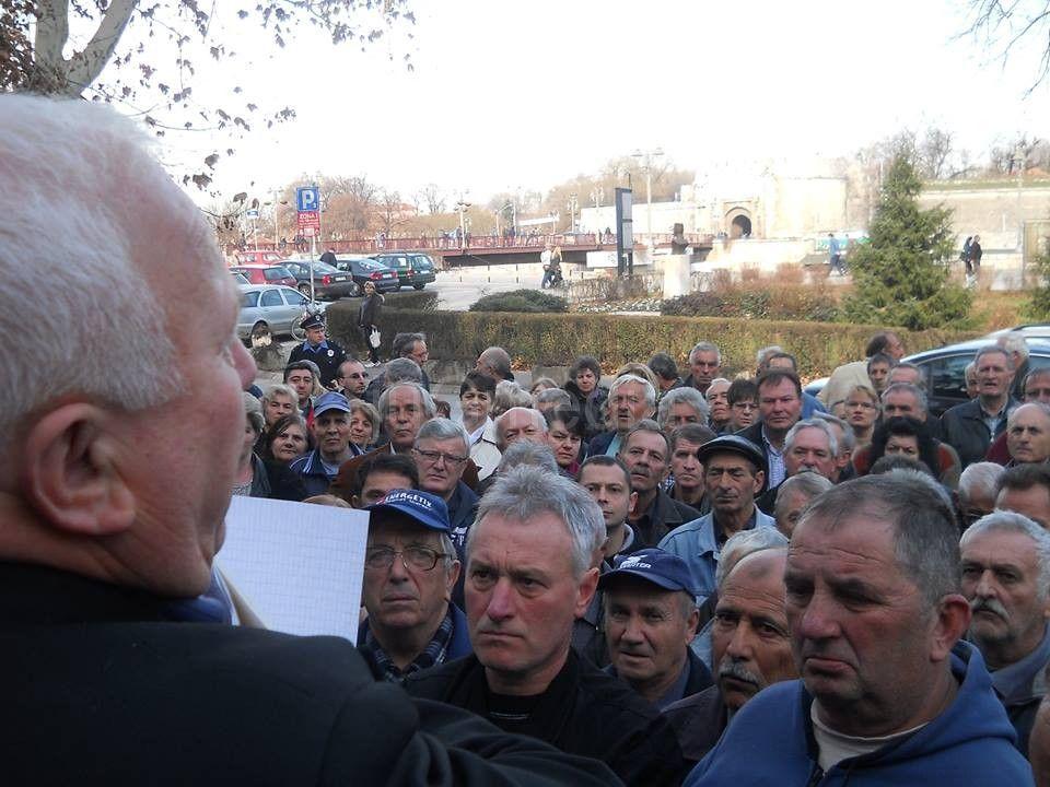 Niški radnici prete Strazburom
