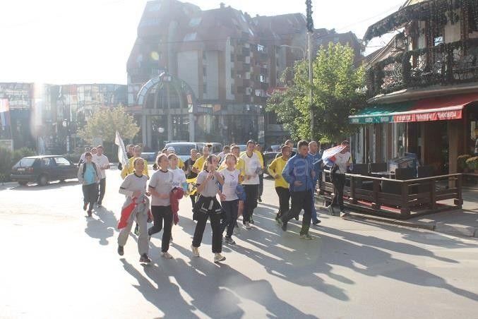 Trka mira prošla kroz Vranje