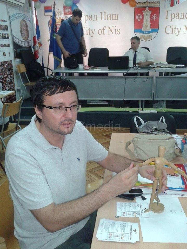 """Dejan Dabić dobitnik nagrade """"Tori Janković"""""""