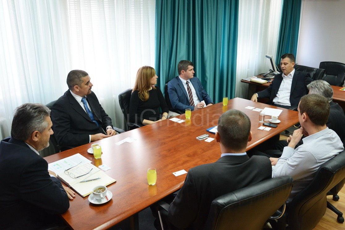 Delegacija primorsko-goranske županije u Pirotu