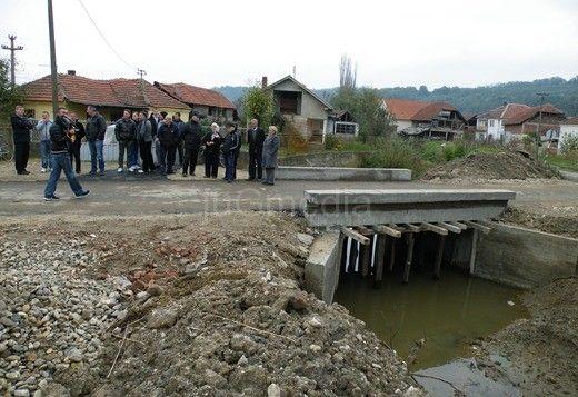 Direkcija za urbanizam izgradnju uređuje vodotokove