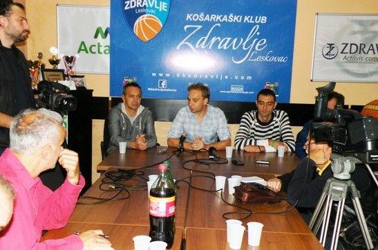 "KK ""Zdravlje"":  U subotu pobeda imperativ!"