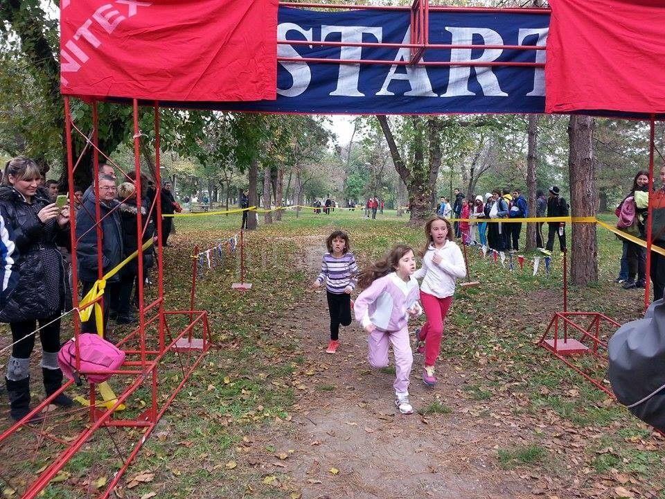 Niški mališani trčali za srećnije detinjstvo i zdraviji život