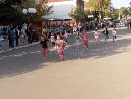 U Lebanu održana Trka za srećno detinjstvo