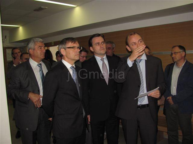 Ministar Selaković otvorio renovirani Osnovni sud, osoba iz protokola omalovažavala novinare