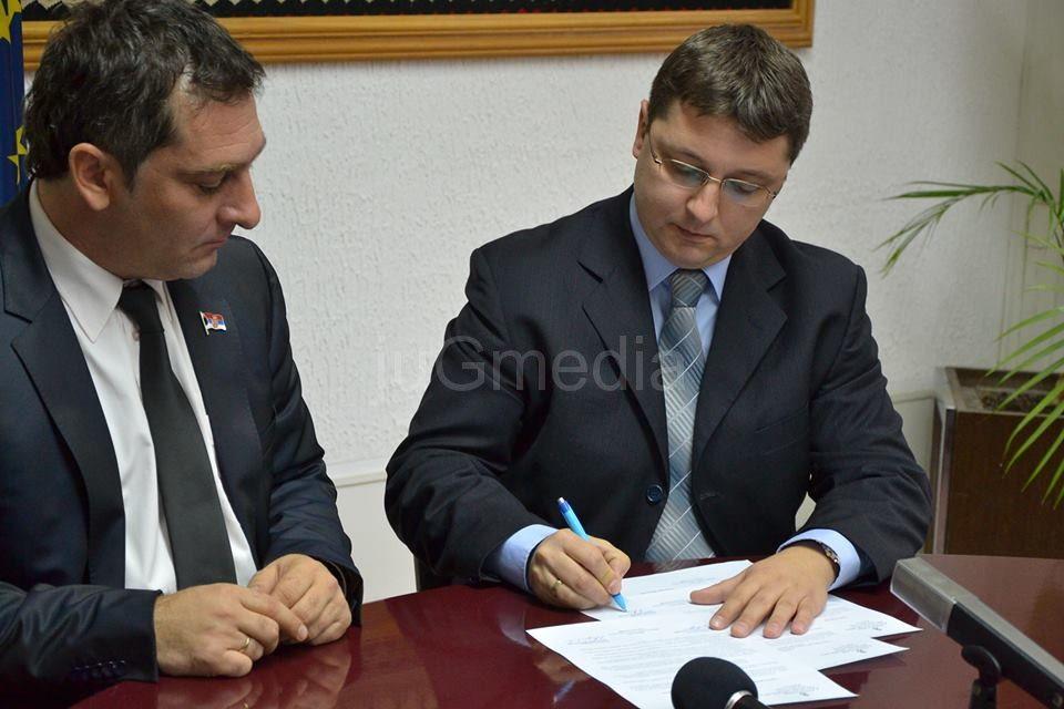 Novi načelnik Pirotskog okruga Dimitrije Vidanović preuzeo dužnost