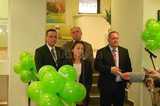 Otvorena ekspozitura ruske Sberbanke u Leskovcu