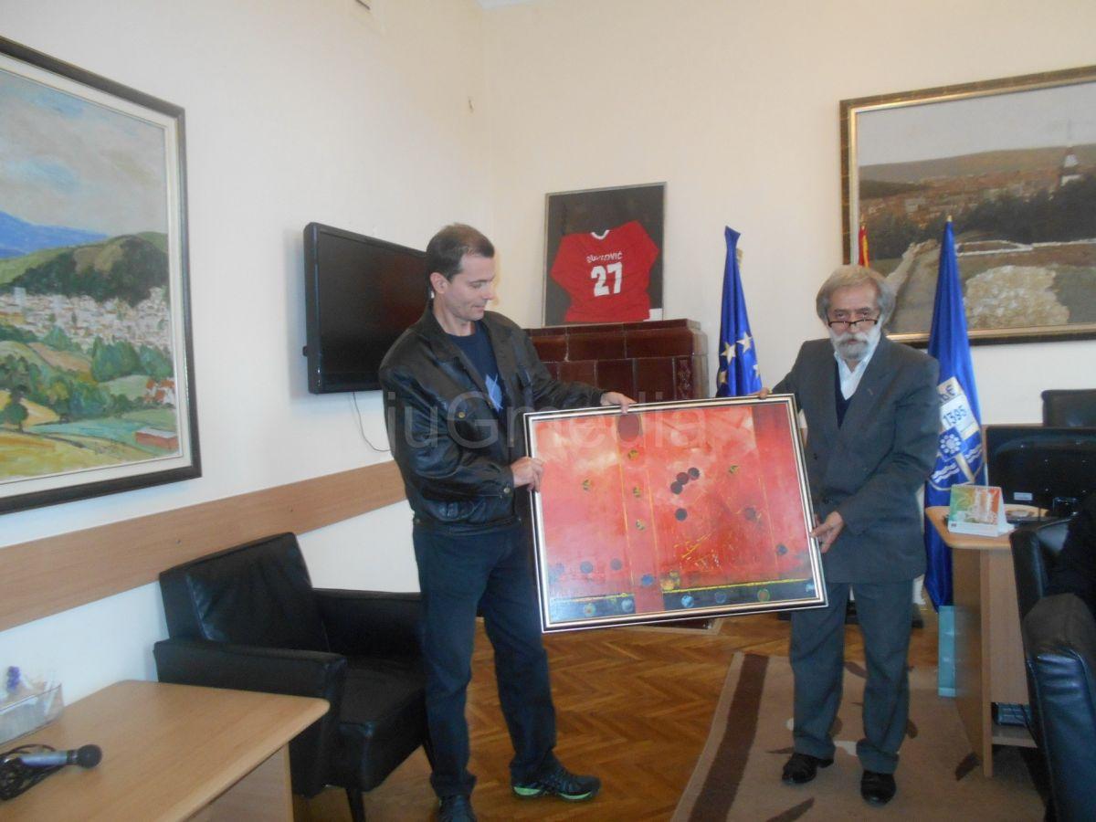 Opština podržala Slavišu Strahinjića