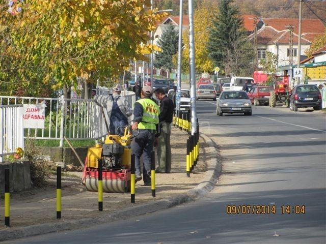 Pešaci u Lebanu dobili novu stazu