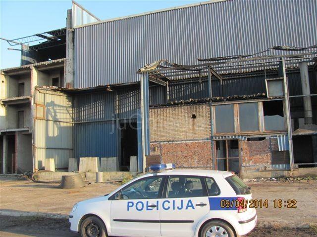 TRAGEDIJA Poginuo radnik u Leskovcu