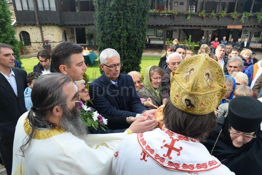 Obeležena slava manastira Sveti Đorđe u Temskoj