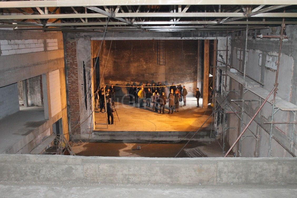 Kraj prve faze radova na obnovi pozorišta