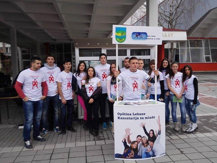 Mladi Lebančani o značaju sprečavanja prenošenja AIDS-a