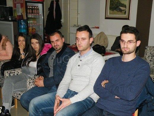 Karavan prijateljstva mladih u Leskovcu