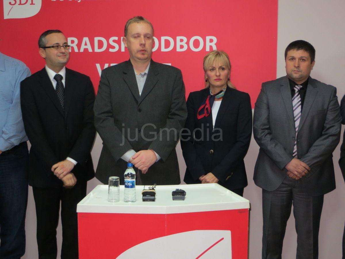 Vranjski SDPS proslavio peti rođendan