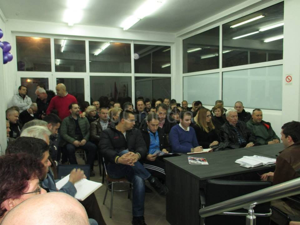 SNS Vranje: 100 novih članova za nedelju dana
