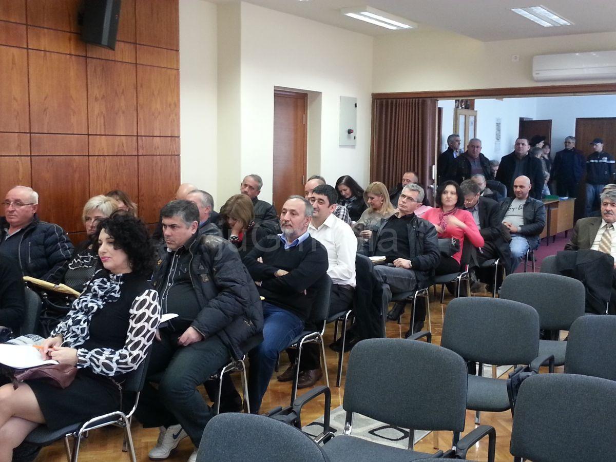 Opozicija bojkotuje rad Skupštine opštine