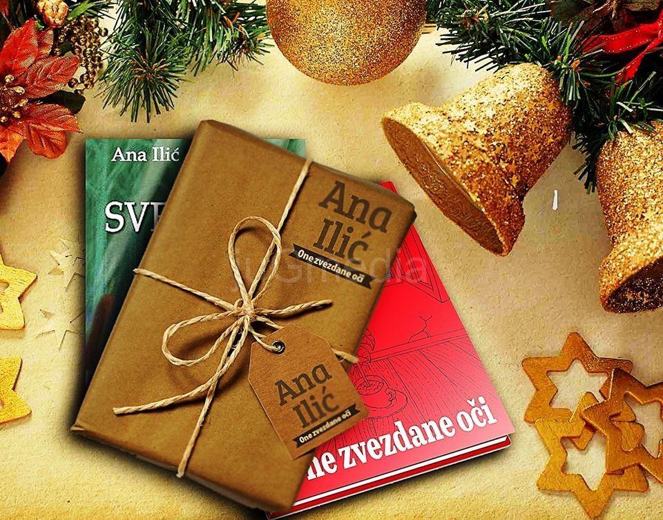 Anine knjige idealan poklon