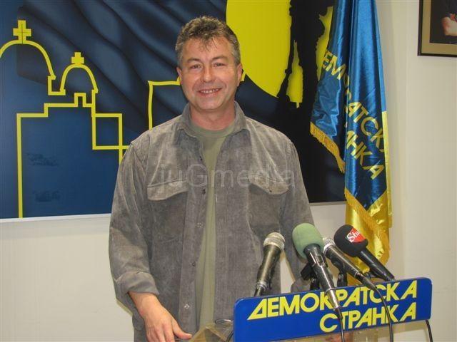 DS traži ostavku gradonačelnika Cvetanovića
