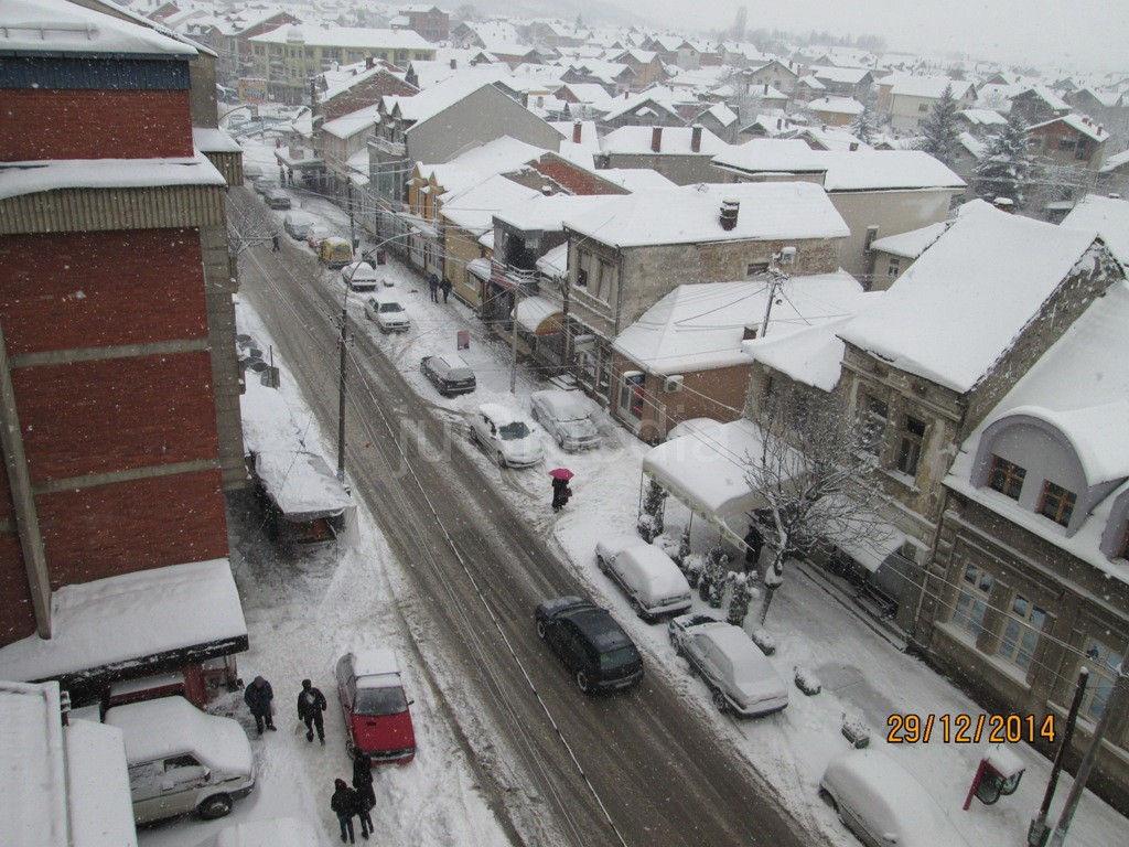 Zimske službe održavanja rade na račišćavanju puteva