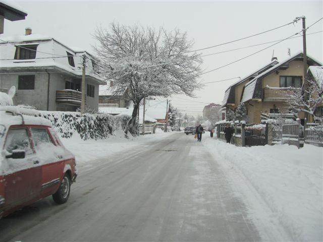"""""""Saba Belča"""" iz Preševa održavaće tokom zime ulice u Vranju"""