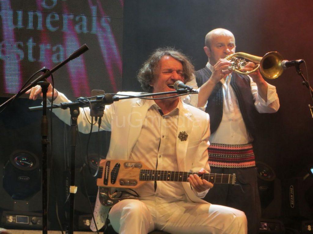 Bregović svirao Vranjancima za Dan grada