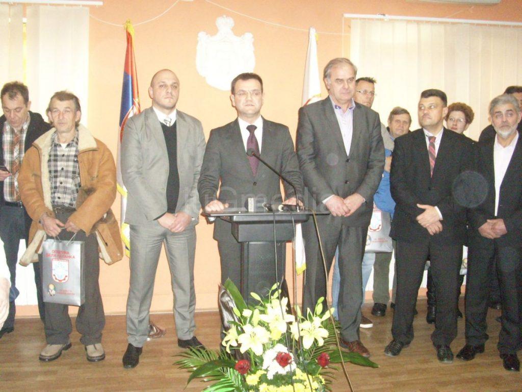 Miljković: Hoćemo da preduzetnici budu partneri opštine