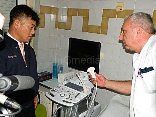 """Yura"" poklonila leskovačkoj bolnici ultrazvučni aparat"