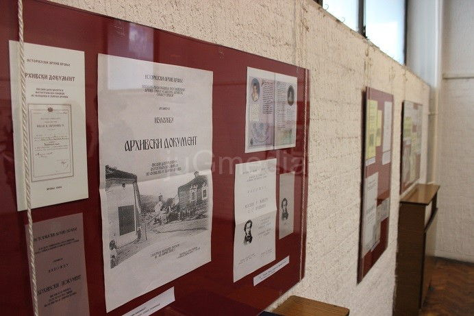 Otvorena izložba o Istorijskom arhivu