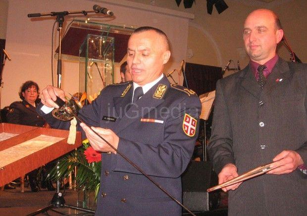 Vranje: Da general Simović bude počasni građanin