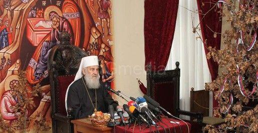 Patrijarh Irinej:Slavljenje Božića je slavljenje Boga ljubavi i istinske čovečje ljubavi